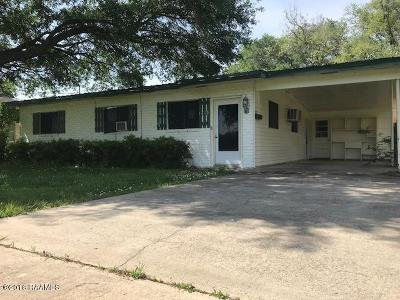 Single Family Home For Sale: 1210 Clanton Avenue