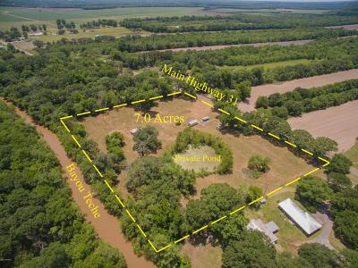 St Martin Parish Farm For Sale: 1199 Main Highway