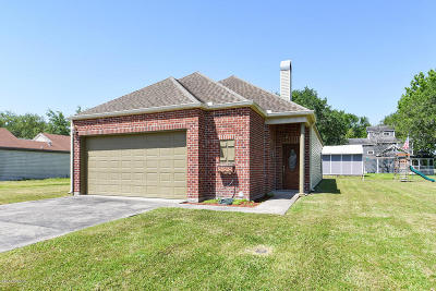 Maurice Single Family Home For Sale: 110 Vermilion Lane