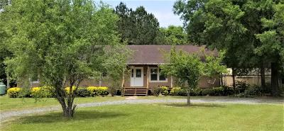 Opelousas Single Family Home Active/Contingent: 280 Jenkins Rd Road