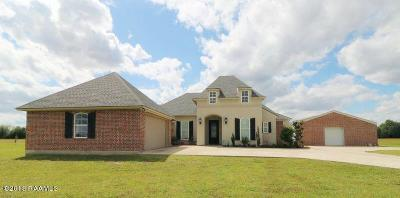 Church Point Single Family Home For Sale: 345 Country View Road