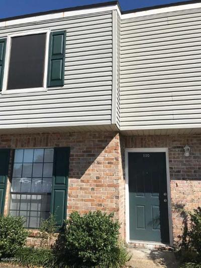 Lafayette Rental For Rent: 100 Winchester Drive #110