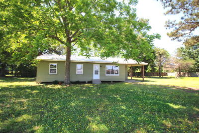 Carencro Single Family Home For Sale: 309 Louveteau Road