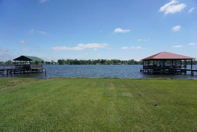 Pointe Coupee Parish Residential Lots & Land For Sale: 7938 False River Dr