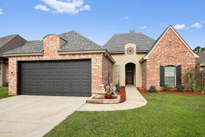 Youngsville Single Family Home For Sale: 104 Cedar Hills Drive