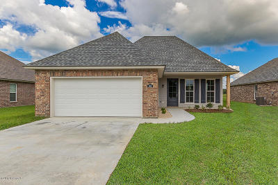 Carencro Single Family Home For Sale: 202 Safe Haven Drive