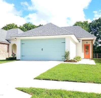 Lafayette Single Family Home For Sale: 218 Twin Meadow Lane