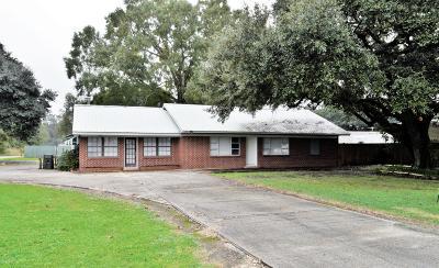 Lafayette  Single Family Home For Sale: 609 W Gloria Switch Road