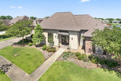 Copper Meadows Single Family Home For Sale: 109 Brookhaven Drive