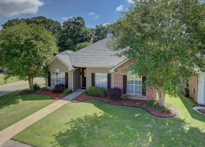 Youngsville Single Family Home For Sale: 319 Mill Pond Drive