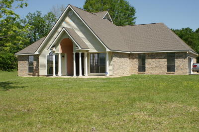Sunset Single Family Home For Sale: 2091 Hwy 754
