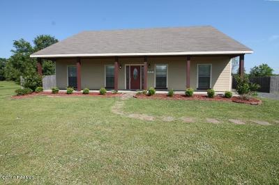 Breaux Bridge Single Family Home For Sale: 1873 E Bridge Street
