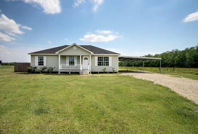Scott Single Family Home For Sale: 619 Cocodril Road