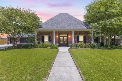 Breaux Bridge Single Family Home For Sale: 1152 Bear Creek Circle