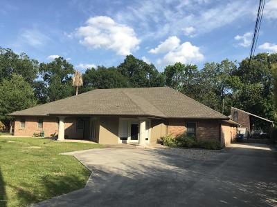 Lafayette Single Family Home For Sale: 321 Beverly Drive