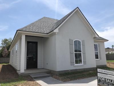 Laurel Grove Single Family Home For Sale: 100 Parker Lane