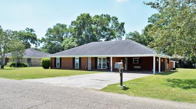 Abbeville  Single Family Home For Sale: 108 W Villien Street