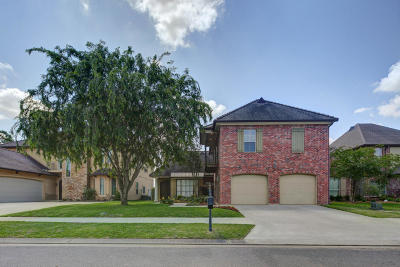 Lafayette Single Family Home For Sale: 210 S Montauban Drive
