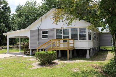Abbeville  Single Family Home For Sale: 404 Senior Alley