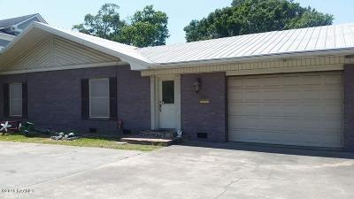 St Martinville, Breaux Bridge, Abbeville Single Family Home For Sale: 408 S State Street