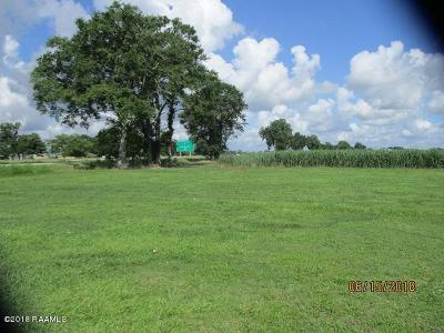Iberia Parish Residential Lots & Land For Sale: Hwy 90