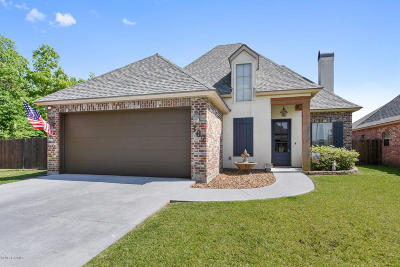 Youngsville Single Family Home For Sale: 302 Red Cedar Lane