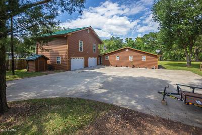 Breaux Bridge Single Family Home For Sale: 1237 Herman Dupuis Road