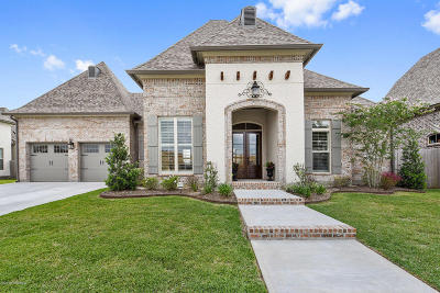 Sabal Palms Phase 2 Single Family Home For Sale: 102 Tiger Court