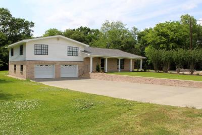 Crowley Single Family Home For Sale: 9135 S Hwy. 13