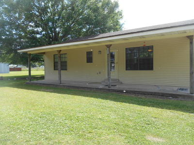 Duson Single Family Home For Sale: 7908 W Congress Ext L