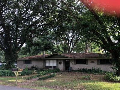 Lafayette LA Single Family Home For Sale: $120,000