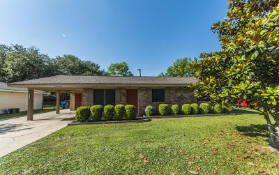 Lafayette Single Family Home For Sale: 1114 Dulles Drive