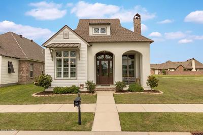 Breaux Bridge Single Family Home For Sale: 316 Waterford Pl