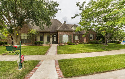 Broussard Single Family Home For Sale: 203 Troon Drive