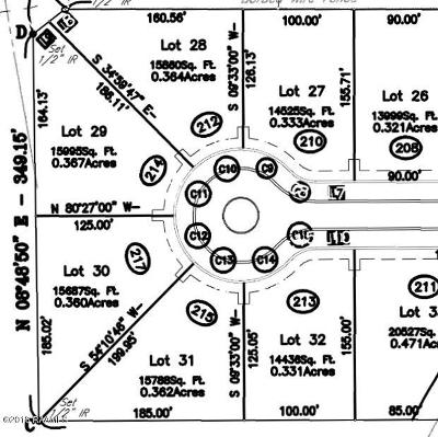 Lafayette Residential Lots & Land For Sale: 215 Timberland Ridge Boulevard