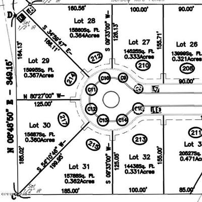 Lafayette Residential Lots & Land For Sale: 217 Timberland Ridge Boulevard