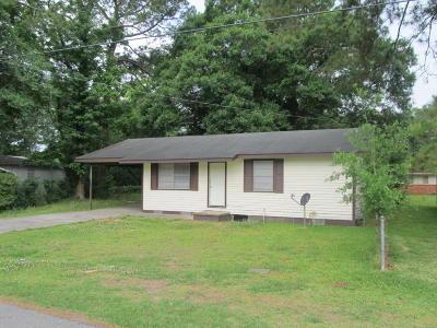 Abbeville  Single Family Home For Sale: 520 Berthier Street