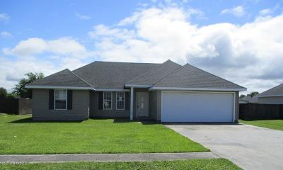 Lafayette Single Family Home For Sale: 226 Country Living Drive
