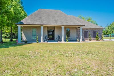 Breaux Bridge Single Family Home For Sale: 1026 Guidry Road