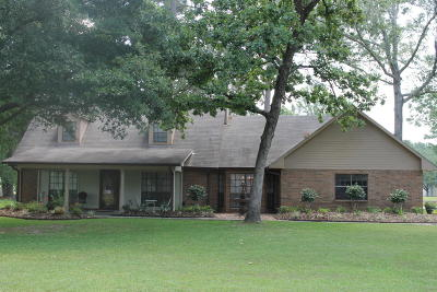 Eunice Single Family Home For Sale: 143 Stanislaus Circle