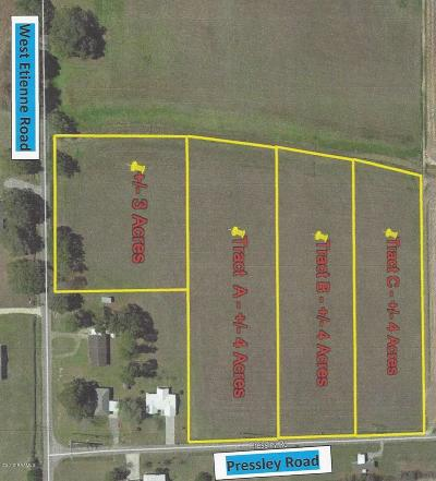 Farm For Sale: Tbd Pressley Road