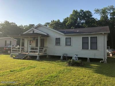 Port Barre Single Family Home For Sale: 196 Bellanise Road