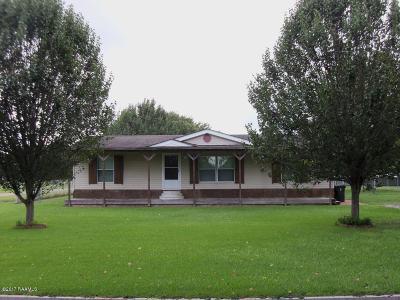 Scott Single Family Home For Sale: 122 Fenetre Road
