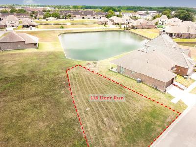 Lafayette Residential Lots & Land For Sale: 116 Deer Run Drive