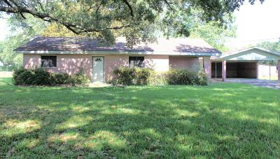 Duson Single Family Home For Sale: 2503 S Fieldspan Road
