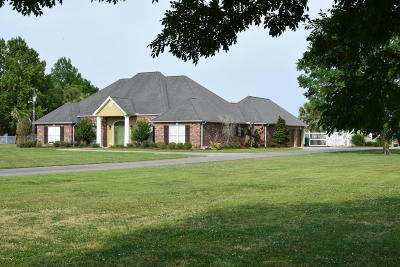 St. Martinville Single Family Home For Sale: 1004 Alex Rouly Road