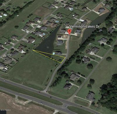 Vermilion Parish Residential Lots & Land For Sale: 8908 Vermilion Lakes Drive