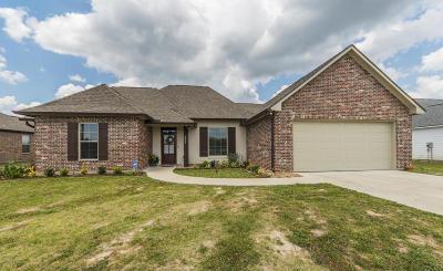 Breaux Bridge Single Family Home For Sale: 1250 Delcambre Road