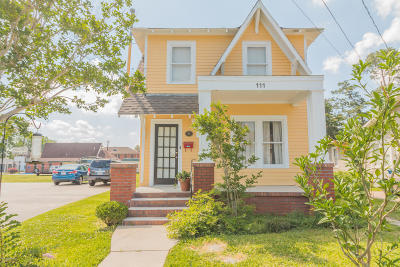 Lafayette Single Family Home For Sale: 111 Dunreath Street