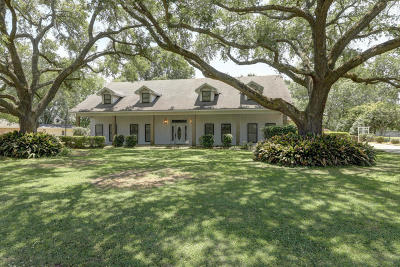 Lafayette Single Family Home For Sale: 228 Ramblewood Drive